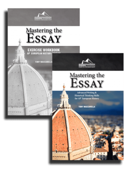 ap euro scientific revolution essay questions This site has over 1,000 ap euro questions all organized by time period  how to write an essay: college  the scientific revolution--step-child of the.